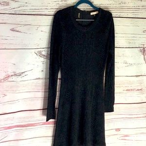 REBECCA TAYLOR size medium fit and flare dress